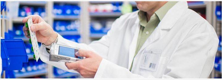 Giải pháp mã vạch trong ngành y tế